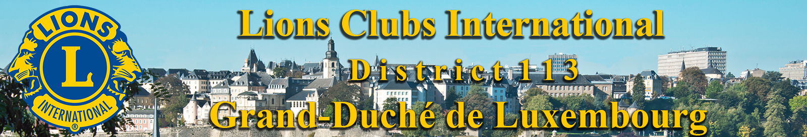Lions Clubs Luxembourg District 113